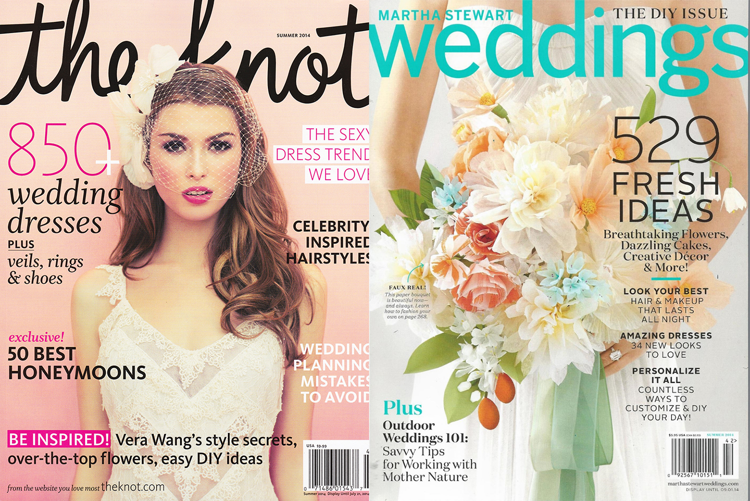 bridal wedding magazines