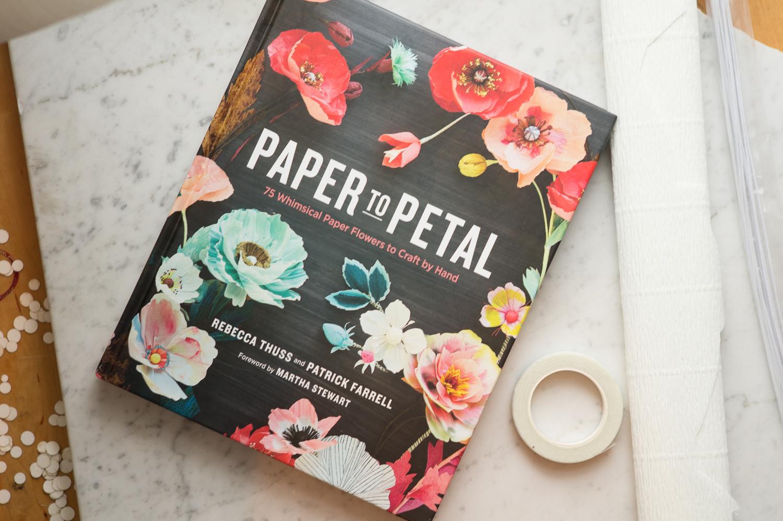 Martha Stewart Paper Flowers Template Flowers Healthy