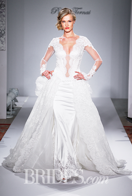 Pnina tornai should go to jail veiled threat pnina tornai for kleinfeld wedding dresses fall 2015 junglespirit Images
