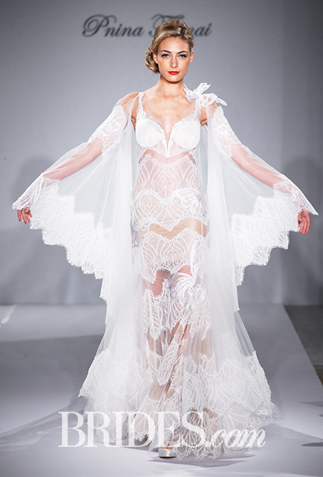 Pnina tornai should go to jail veiled threat pnina tornai for kleinfeld wedding dresses fall 2015 junglespirit Choice Image